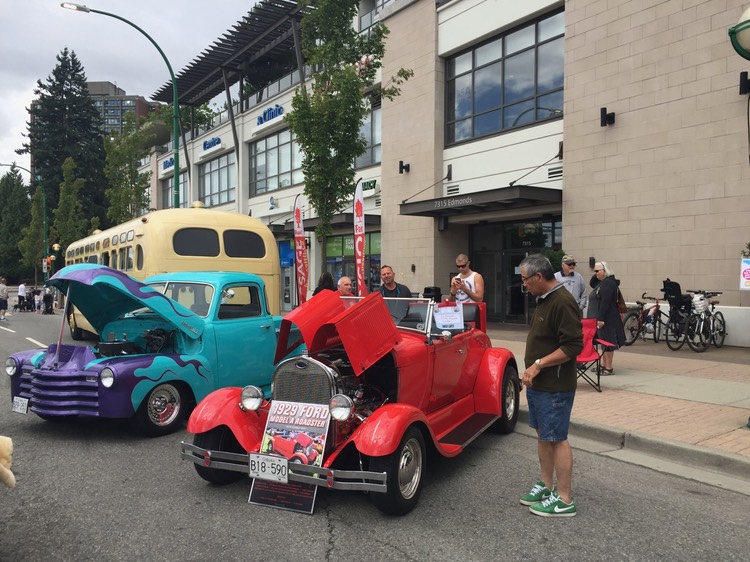 Edmonds City Fair And Car Show