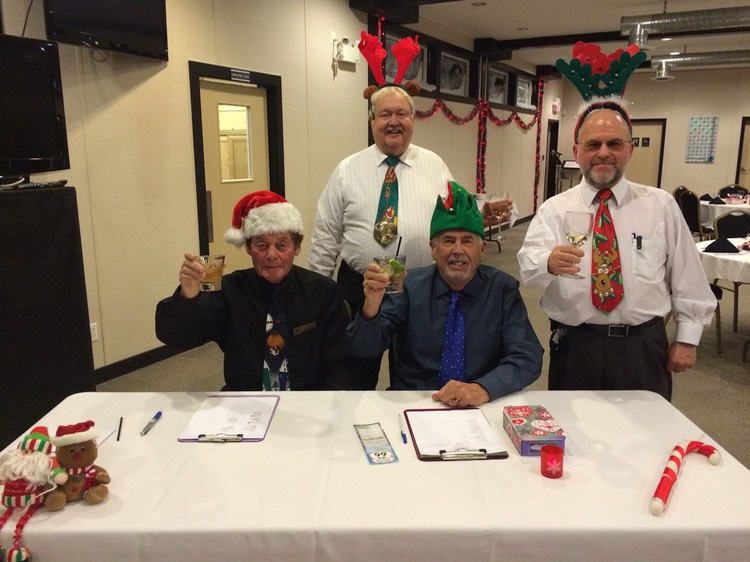 Club Christmas Party 2014 - 002