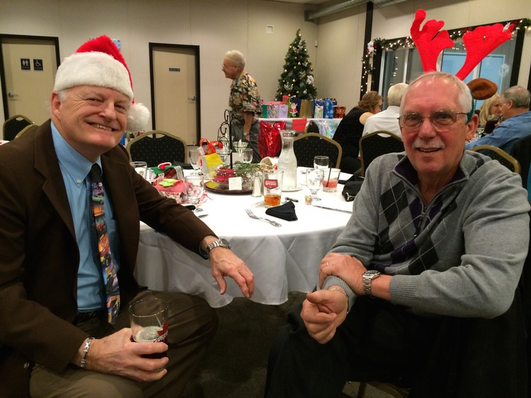Club Christmas Party 2014 - 031